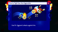 Sonic Runners Saw Arm Eggmobile