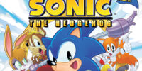 Sonic the Hedgehog: Legacy Volume 2