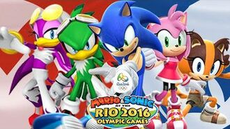 Mario & Sonic at the Rio 2016 Olympic Games Nintendo 3DS - First Gameplay Footage