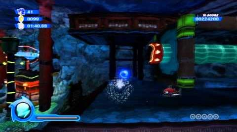 Sonic Colors - Aquarium Park Act 4 HD