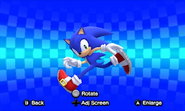 Sonic Generations 3DS model 1