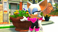 Sonic Generations Rouge