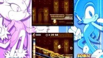 Sonic Rush Trailer