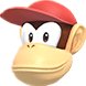 Mario Sonic Rio Diddy Kong Icon.png