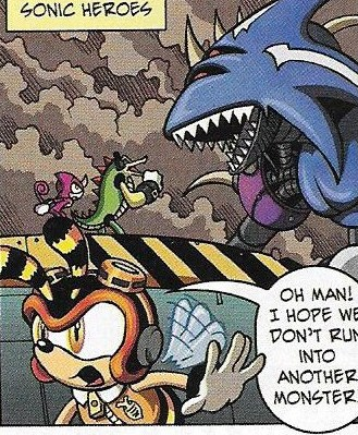 Metal Overlord (Archie) | Sonic News Network | Fandom ...
