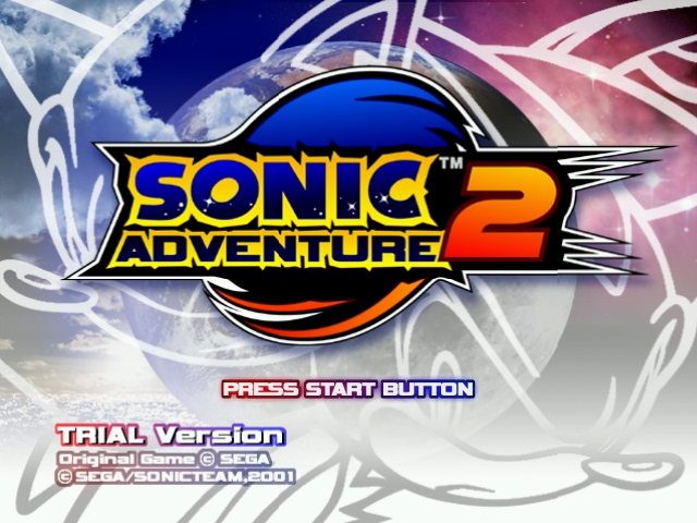 File:SonicAdventure2Trialversion title.png