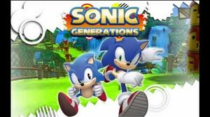 "Sonic Generations ""Open Your Heart Generations Mix "" Music-1"