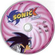 Sonic X Volume 6 AUS DVD