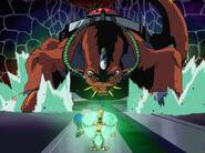 Biolizard Sonic X entry