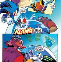 Doctor Eggman Sonic Boom Comic
