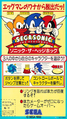 SegaSonic Instructions
