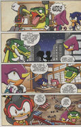 Sonic X issue 16 page 5
