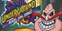 Ready, Aim, Sonic!