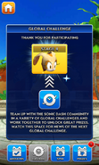 Sonic Dash Cream Unlocked