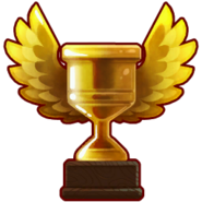 Trophy Gold result