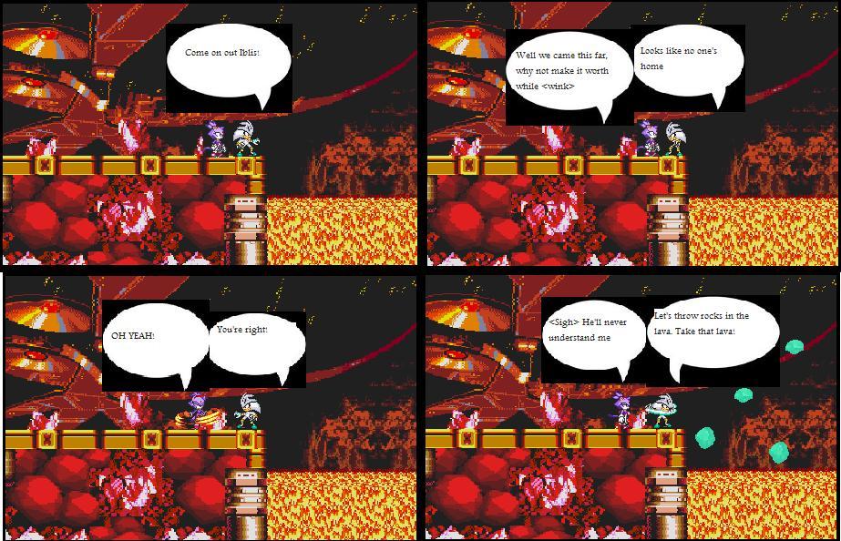 Sonic 06 Tie-In