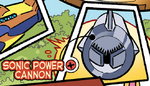 Sonic Power Cannon Archie