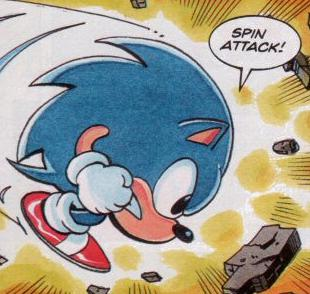 File:Sonic Spin Attack the Comic.jpg