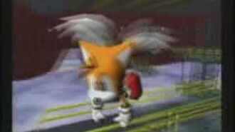 "Japanese Sonic Adventure commercial (Miles ""Tails"" Prower)"