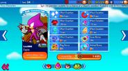 Sonic Runners Espio Character Select