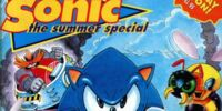 Sonic Holiday Special 1994