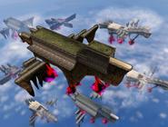 Sky Troops cutscene