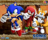 Team Sonic 2006