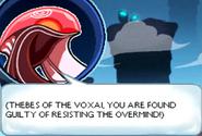 Dominated Voxai speaking