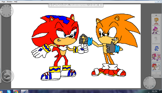 File:Lightning and Speedy By Metal.png
