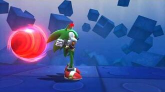 Sonic Colors PC Game Land Area 6 Dolphin Emulator 1080 60FPS