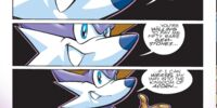 Archie Sonic the Hedgehog Issue 153