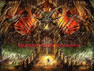 Diabolus infernus tyrannium