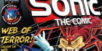 Sonic the Comic Issue 152