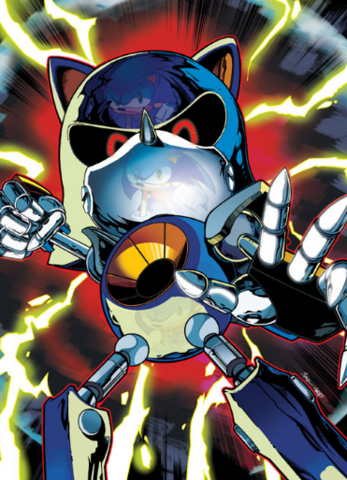 File:Metal Sonic archie version.png