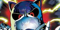 Metal Sonic v3.0