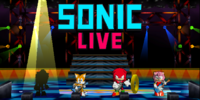 Sonic Live (Sonic Shuffle)