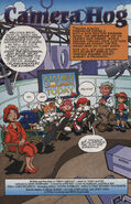 Sonic X issue 24 page 1