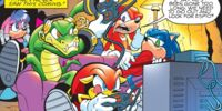 Archie Sonic the Hedgehog Issue 175