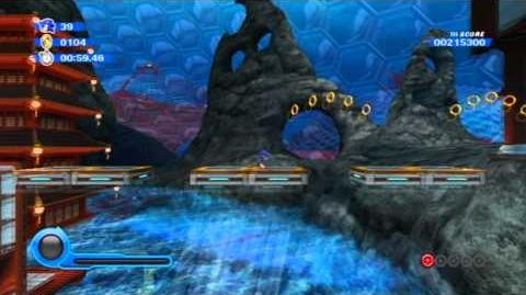 Sonic Colors - Aquarium Park Act 3 HD