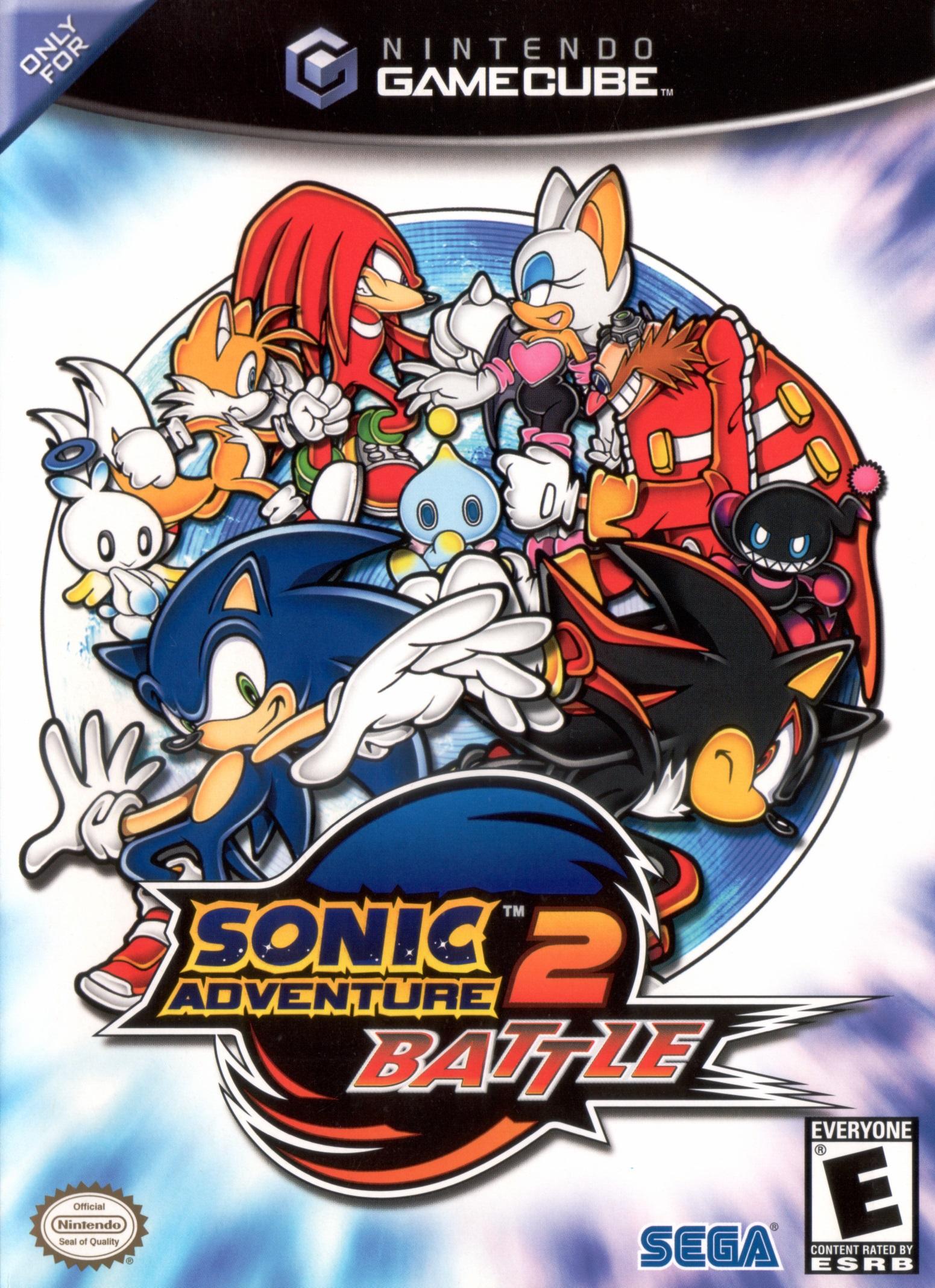 GSNP8P - Sonic Adventure 2: Battle