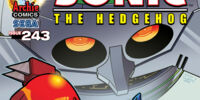 Archie Sonic the Hedgehog Issue 243