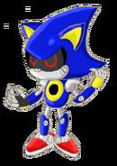 Classic Metal Sonic 2