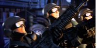 GUN Soldier