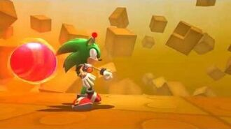 Sonic Colors PC Game Land Area 2 Dolphin Emulator 1080 60FPS