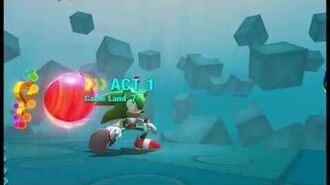 Sonic Colors PC Game Land Area 7 Dolphin Emulator 1080 60FPS