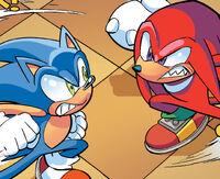 Knux&Sonic-0