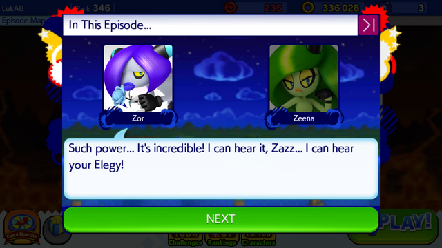 File:Sonic Runners Zazz Raid Event Zeena Zor Cutscene (6).png