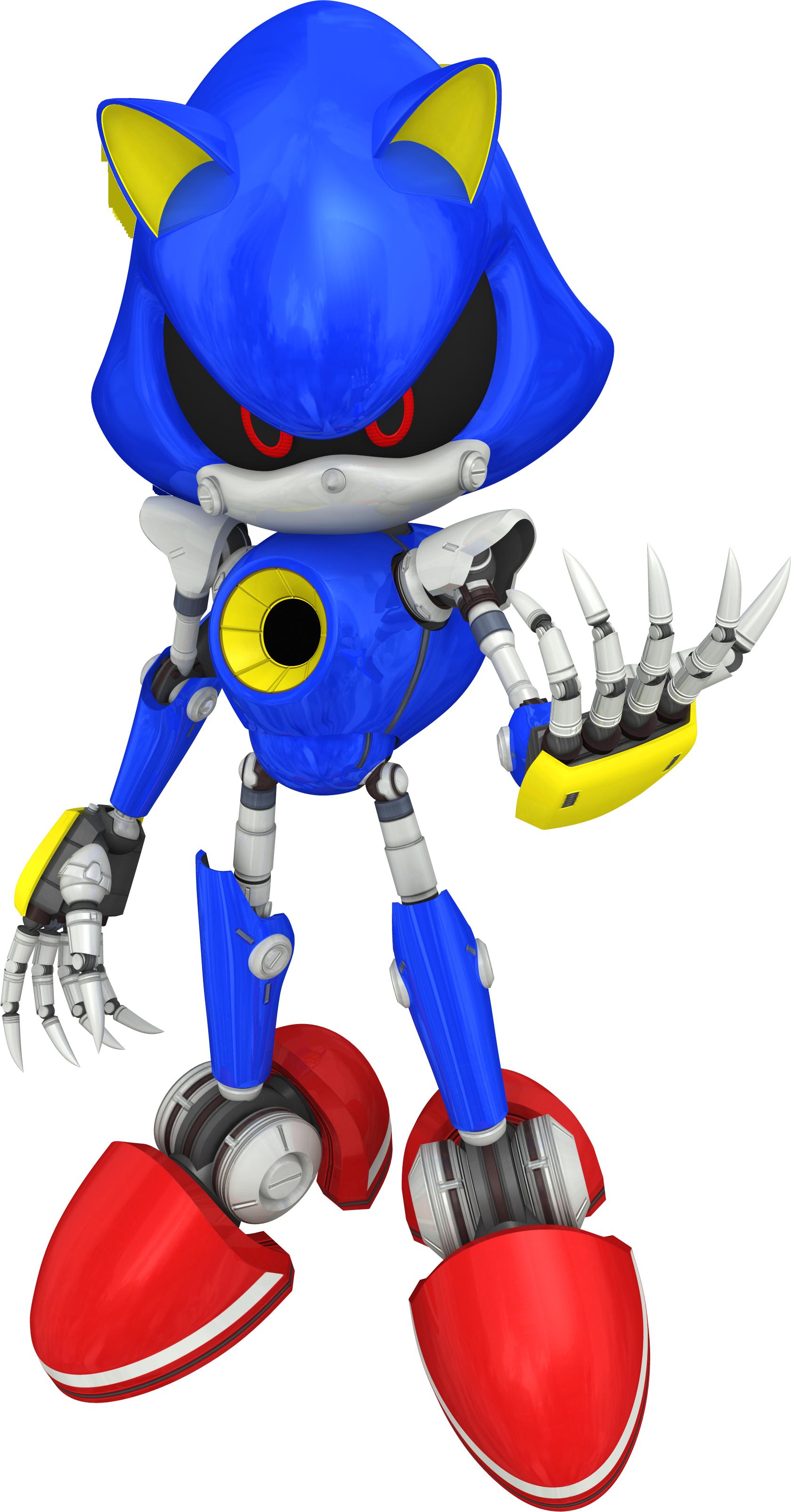 Metal Sonic/Historia | Sonic Wiki | Fandom powered by Wikia