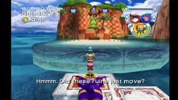 Sonic Heroes Seaside Hill (Team Rose)-1
