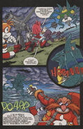 Sonic X issue 29 page 5